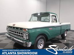100 1965 Ford Truck For Sale F100 For Sale 70233 MCG