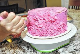 Michaels Cake Decorating Set by Will Love Stella Sweets Owner Abbie Youngblood Creates Edible