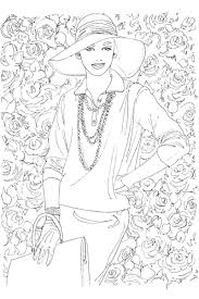 Vogue Colouring Book 7