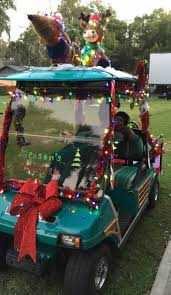 Christmas Tree Lane Turlock Ca Directions by 25 Best Christmas Golf Cart Images On Pinterest Golf Carts Cart