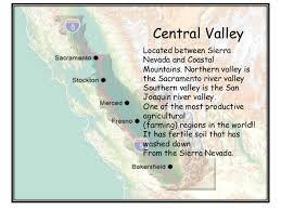 Livestock Raised In Central Valley