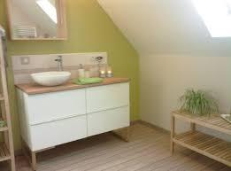 meuble de cuisine dans salle de bain meuble salle de bain bois ikea mzaol com