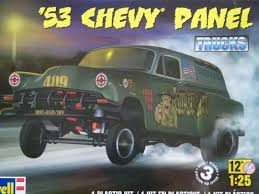 Revell 85-4189 1953 Chevy Panel Van Truck Model Car Mountain Kit FS ... 10 Vintage Pickups Under 12000 The Drive 1953 Chevygmc Pickup Truck Brothers Classic Parts Ford Fr100 Panel Cammer Side Angle 1920x1440 Wallpaper Chevrolet For Sale Classiccarscom Cc1055873 Rare Custom Built 1950 Double Cab Youtube Chevy 1949 1951 1952 49 50 51 52 Panal Van Rat 1954 Hot Rod Network 4719551 Suburban Bolton S10 Frame Swap