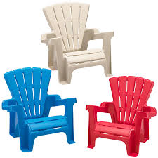 Furniture: Awesome Plastic Adirondack Chairs For Outdoor ...