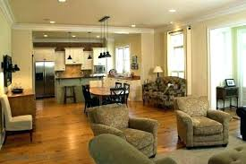 Fresh Inspiration Large Kitchen Dining Room Ideas Open Living Design And Size Of Photos Inspirations Images