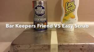 How To Clean A Pan, Bar Keepers Friend VS Easy Scrub. Bar Keepers Friend 11584 Cleansers Ace Hdware Sandys2cents Cleaning Products Everything You Wanted To Know About How Clean Stove Drip Pans Amazoncom Cookware Cleanser Polish Powder I Test Out And 12 Ounce Walmartcom 595g 25 Unique Keepers Friend Ideas On Pinterest Glass Will Store Vintage Pyrex Its Natural Use Stainless Steel Pizza Pan 11727 Oz All Purpose Spray Foam Cleaner