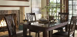 Dining Room Tropical Ceiling Fan With Dark Wood Table Awesome Regarding Over Kitchen