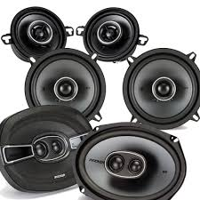 Kicker For Dodge Ram Truck 02-11 Speaker Bundle - KS 6x9