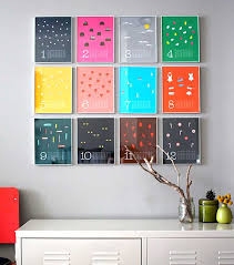 Simple Home Decorating Ideas Impressive Decor Diy With Cute And Colorful Wall Decoration