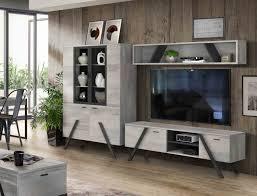 wohnwand anbauwand wohnzimmer set komplett möbel direkt