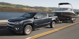 2018 Chevrolet Colorado Towing At Chevrolet Cadillac Of Santa Fe ...