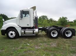 USED 2008 FREIGHTLINER COLUMBIA DAY CAB TANDEM AXLE DAYCAB FOR SALE ...