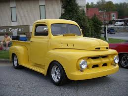 51 Ford F1 Truck From The Tv Show