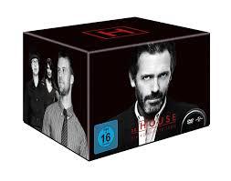 100 Leonard Ehrlich Dr House Die Komplette Serie Season 18 46 Discs Amazon