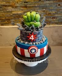 wer ist der stärkste avenger zumindest auf der torte