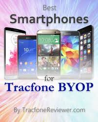 TracfoneReviewer Best Unlocked Phones for Tracfone BYOP
