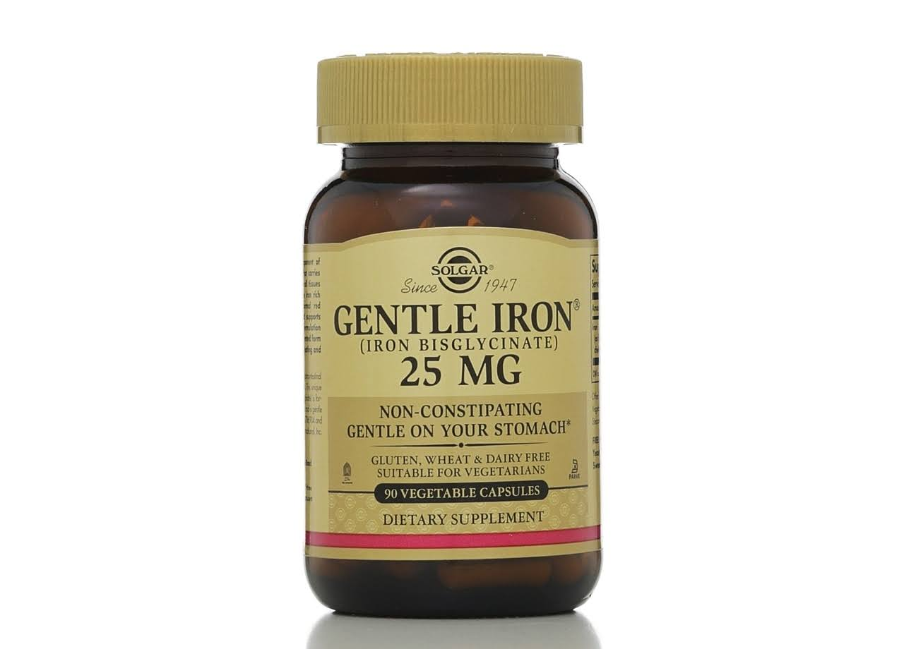 Solgar Gentle Iron Dietary Supplement
