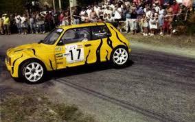 deco voiture de rallye mieu connu sous le nom de zebre jaune pour c deco sur c diferent