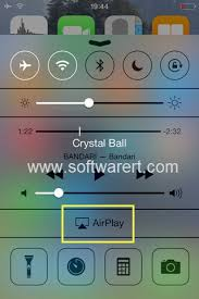 Cast s Videos and Music from iPhone iPad to TV via AirPlay