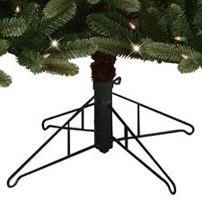 Frasier Christmas Tree Cutting by Ge 7 5 Ft Pre Lit Led Just Cut Frasier Fir Artificial Christmas