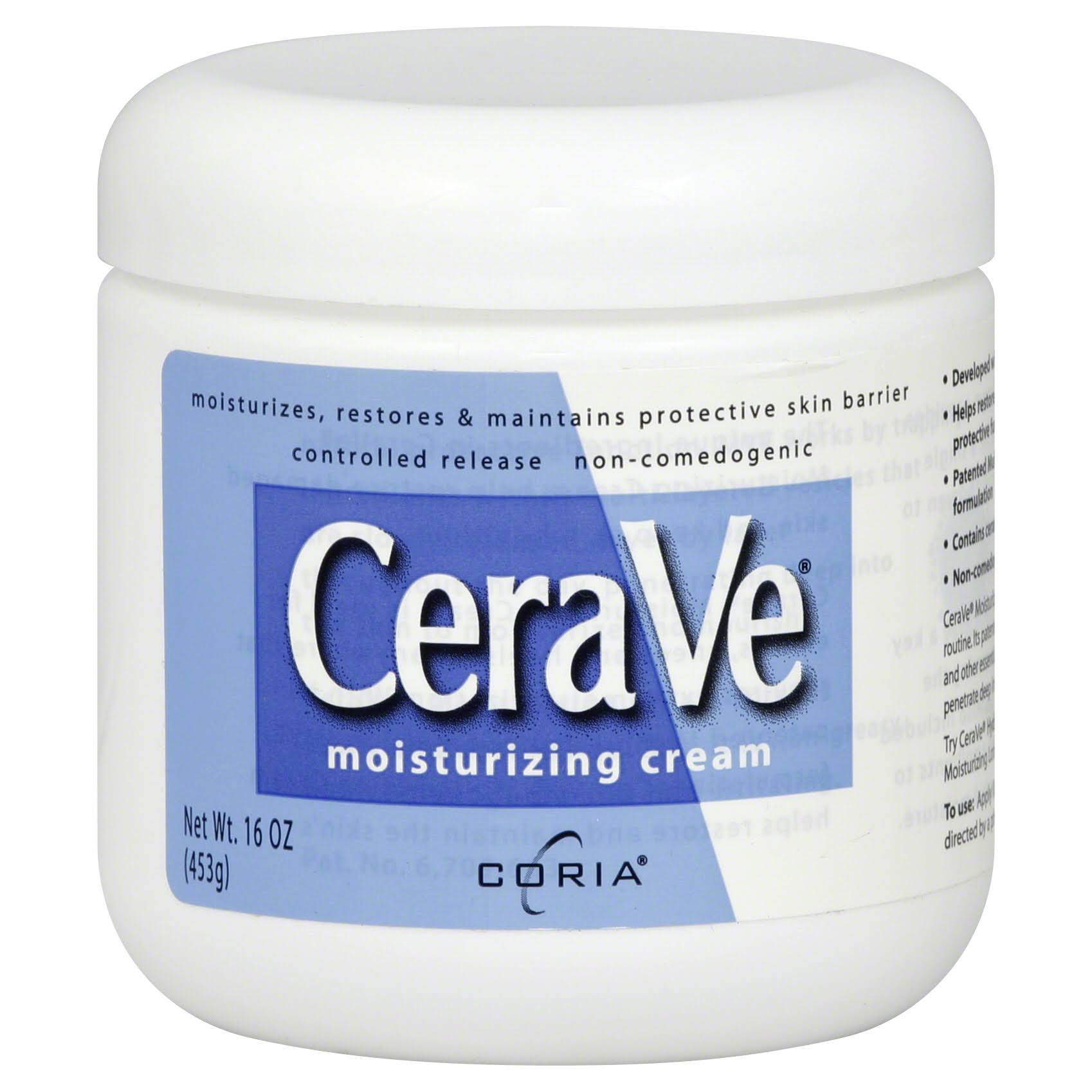 CeraVe Moisturizing Cream - 16oz