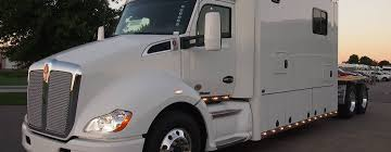 100 Truck Sleeper Cab What Do Luxury S For LongHaul Drivers Look Like