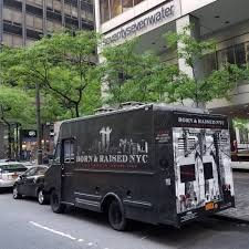 Born & Raised NYC - New York Food Trucks - Roaming Hunger
