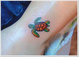 Popularity Of The Turtle Tattoo