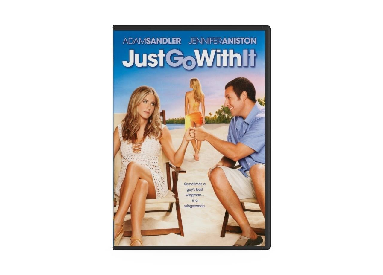 Just Go With It DVD