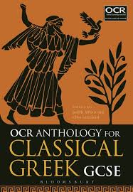 OCR Anthology For Classical Greek GCSE Judith Affleck Bloomsbury