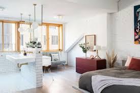 best bed bath open space design ideas roohome