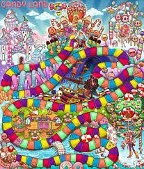 Candy Land And All Related Characters Are Trademarks Of Hasbro