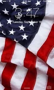 American Flag Wallpaper Screenshot