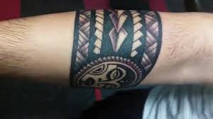Hawaiian Armband Tattoos For Men Pictures To Pin On Pinterest