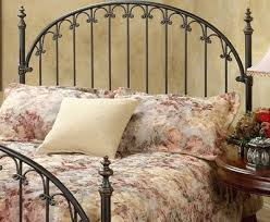 Wrought Iron Headboards King Size Beds by Wrought Iron Italian Gold Gilt King Size Headboard For Sale At