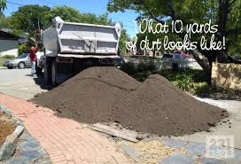 12 Cubic Yard Dump Truck
