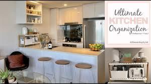Small Kitchen Organizing Ideas Kitchen Organization Small Kitchen Storage Ideas The Sunday Stylist