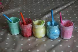 Crayola Bathtub Fingerpaint Soap Toxic by Homemade Edible Finger Paint Recipe The Imagination Tree