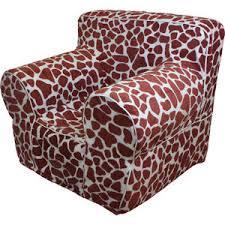 insert for pottery barn kids anywhere chair giraffe print cover