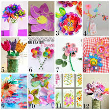 Top 75 Superb Flower Art Ideas For Preschool Luxury Spring Craft Kindergarten Insight