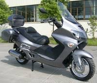 Sell 125cc150cc250cc Scooter With DOTEPA EECEURO3