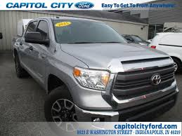 100 4wd Truck Used 2015 Toyota Tundra 4WD SR5 For Sale In Indianapolis IN