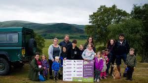100 Gamekeepers GAMEKEEPERS SAY GROUSE MOORS ARE NATURE RESERVES Gift Of Grouse
