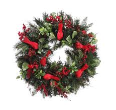 Unlit Artificial Christmas Trees Kmart by Allstate Wreaths Sears