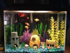 Lava Lamp Fish Tank Walmart by I Think This Is So Cool Walmart Aquarius Glofish 360 Top Mounted