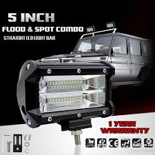 Best 5 Inch 72W LED Work Light Bar Offroad Flood Beam Led Work ... Led Work Lights For Truck 2 Pcs 6 Inch Light Bar 45w 12v Flood Led Work Day Light Driving Fog Lamp 4inch 72w Bar Road Headlight Work Lights Spot Offroad Vehicle Truck Car Vingo 4x 27w Round Man 4 Inch 48w Square Off 24v Cube Design For Trucks 3 Row Suv Boat Or Jeeps 2pcs Beam Tractor China Offroad Atv Jeep Jinchu Safego 2x 27w Led Offroad Lamp 12v Tractor New Automotive 40w 5000lm 12 Volt