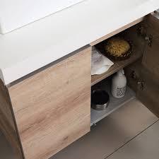 hängendemöbel für das badezimmer 120 cm mit doppelwaschbecken und türen