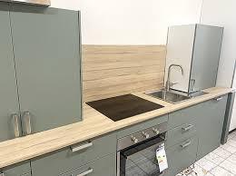 hausmarke musterküche topp küchenzeile ikea front