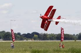 Vectren Dayton Air Show Crowds turn out for Sunday performances