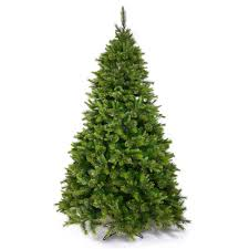 75 Foot Cashmere Slim Artificial Christmas Tree 600 LED M5 Italian Multi Color Lights